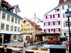 スイス訪問